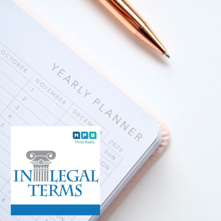 cover art for In Legal Terms: Midyear Pandemic Taxes