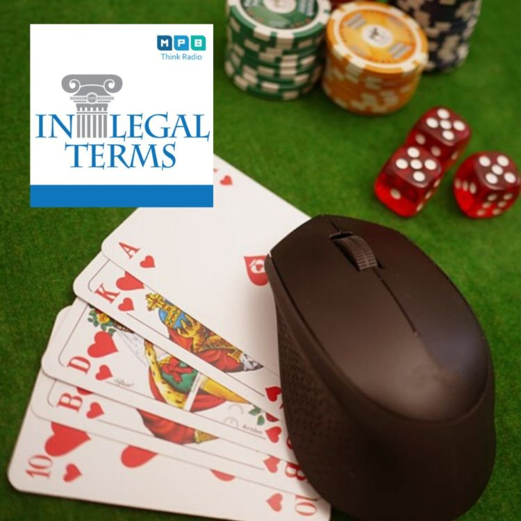 cover art for In Legal Terms: Gaming Law