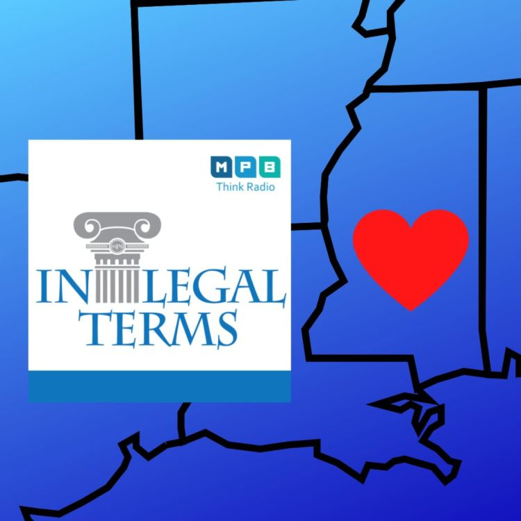 cover art for In Legal Terms: LTG Hosemann and the 2020 Legislative Session