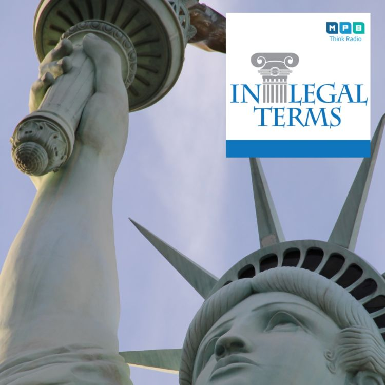 cover art for In Legal Terms: Asylum and Immigration
