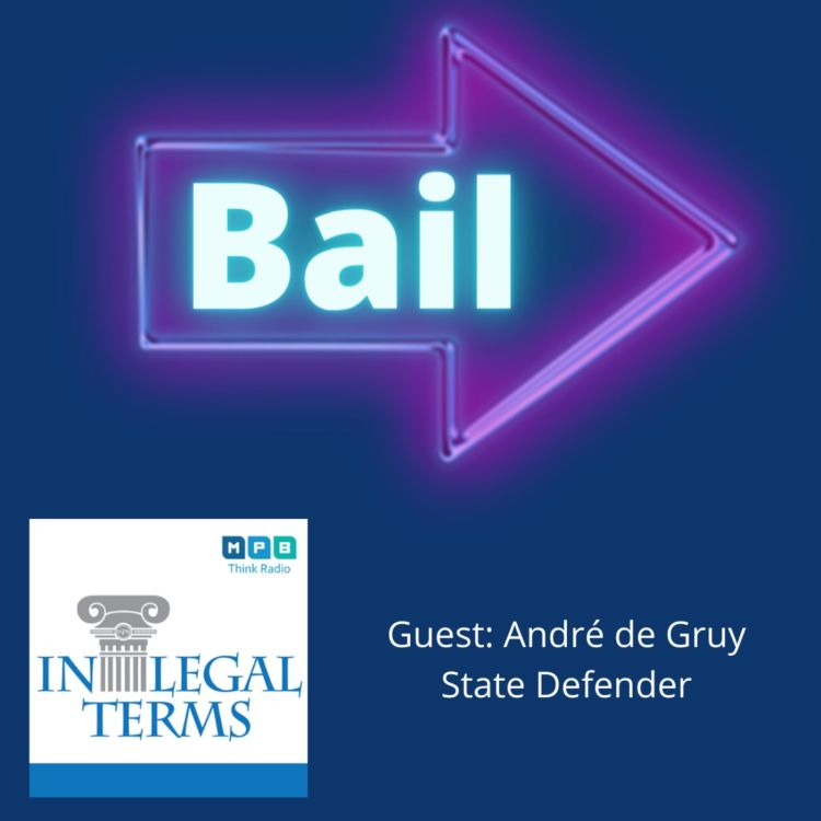 cover art for In Legal Terms: Bail