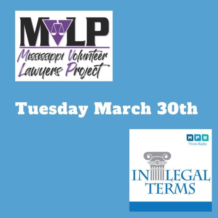 cover art for In Legal Terms: MVLP