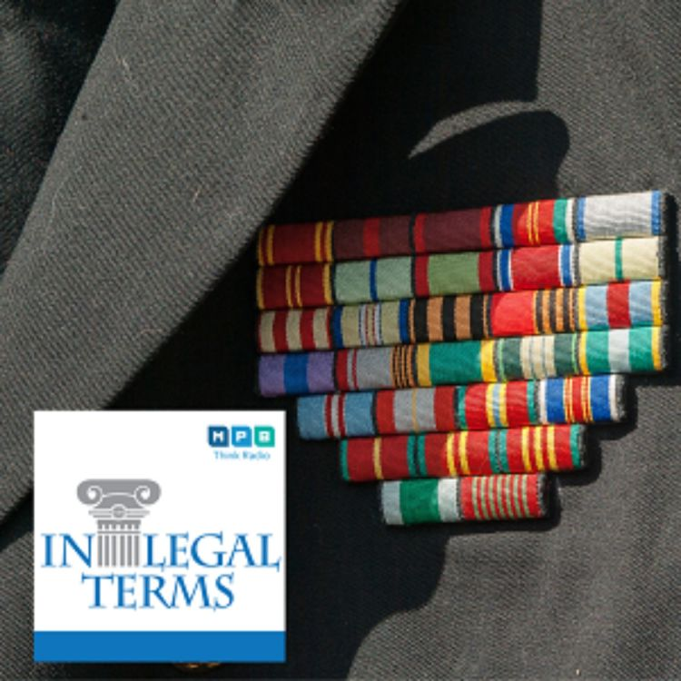 cover art for In Legal Terms: Military Law