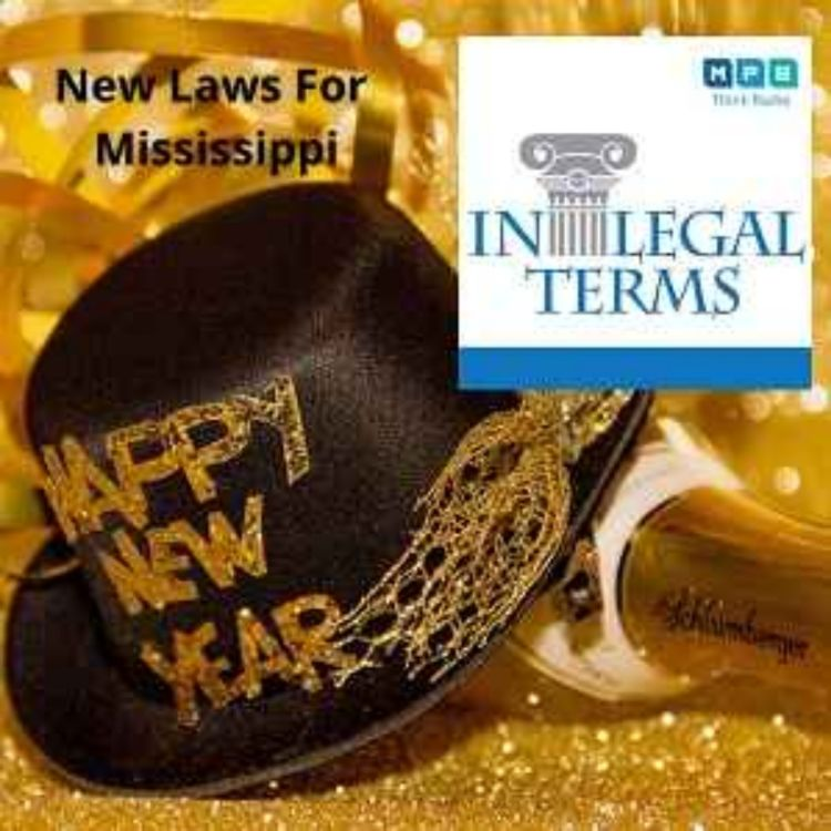 cover art for In Legal Terms: 2021 new laws