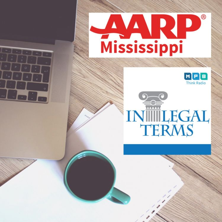 cover art for In Legal Terms: AARP