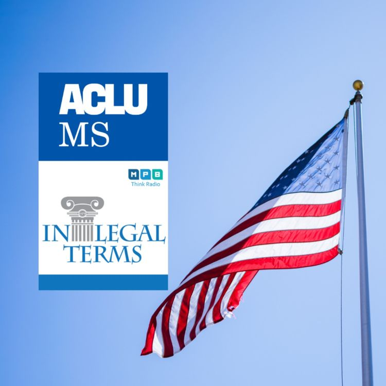 cover art for In Legal Terms: ACLU-MS 2021