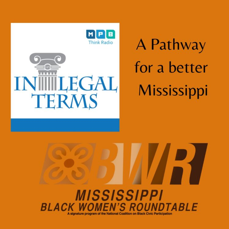 cover art for In Legal Terms: MS  Black Women's Roundtable