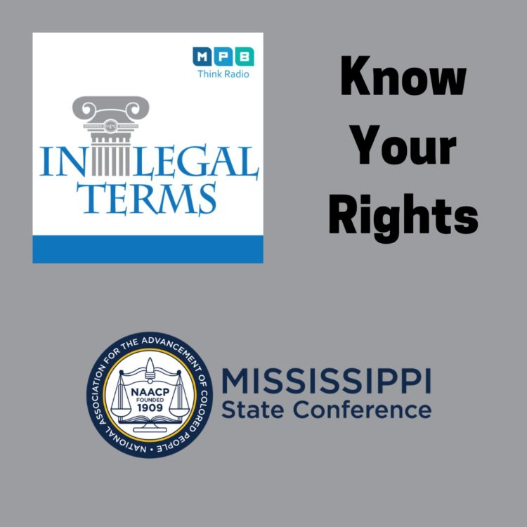cover art for In Legal Terms: MS NAACP