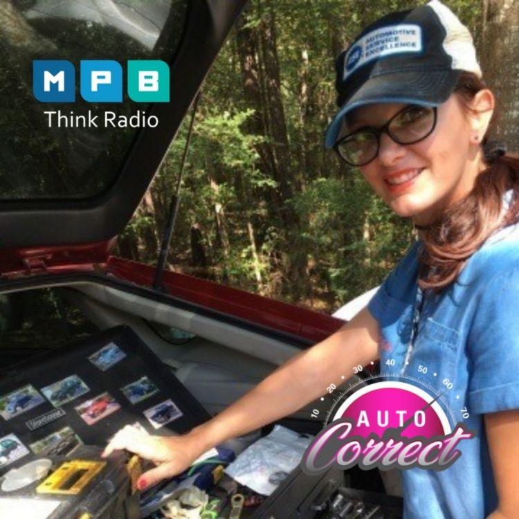 cover art for Auto Correct: Allison the mechanic