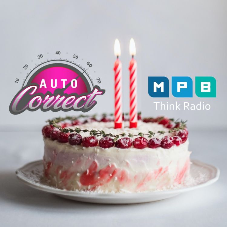 cover art for Auto Correct: 2nd Year Anniversary