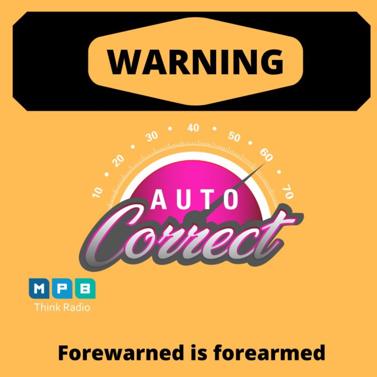 cover art for Auto Correct: Lessons Learned