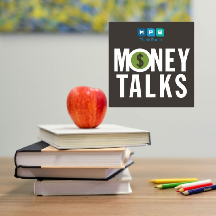 cover art for Money Talks: Back to School Finances