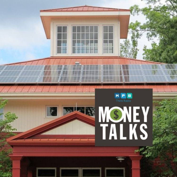 cover art for Money Talks: Solar Panels