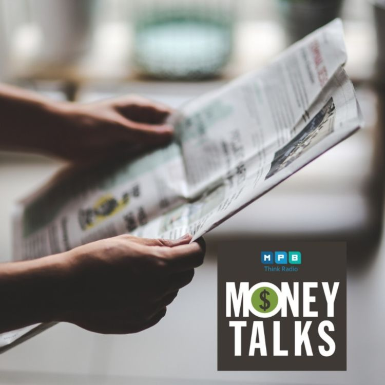 cover art for Money Talks: In The News Podcast