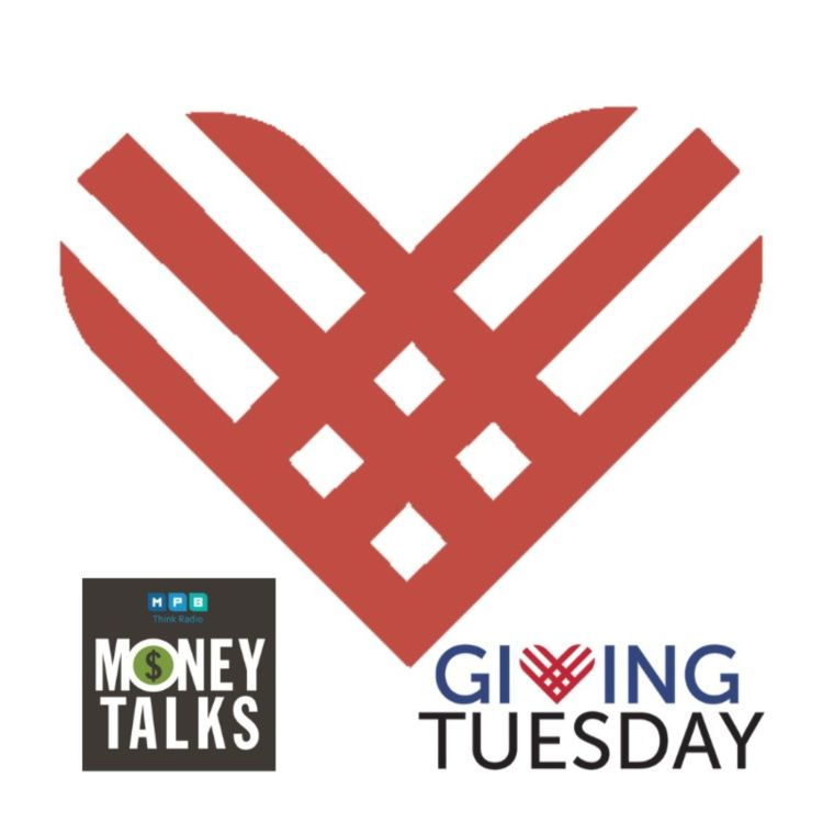 cover art for Money Talks: Giving Tuesday 2019