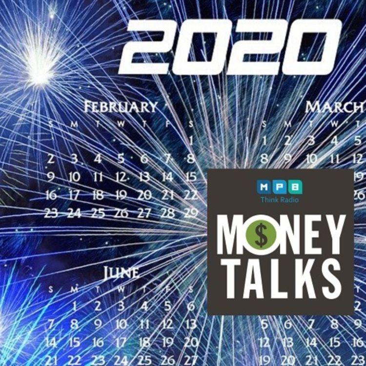 cover art for Money Talks: February Open Topic