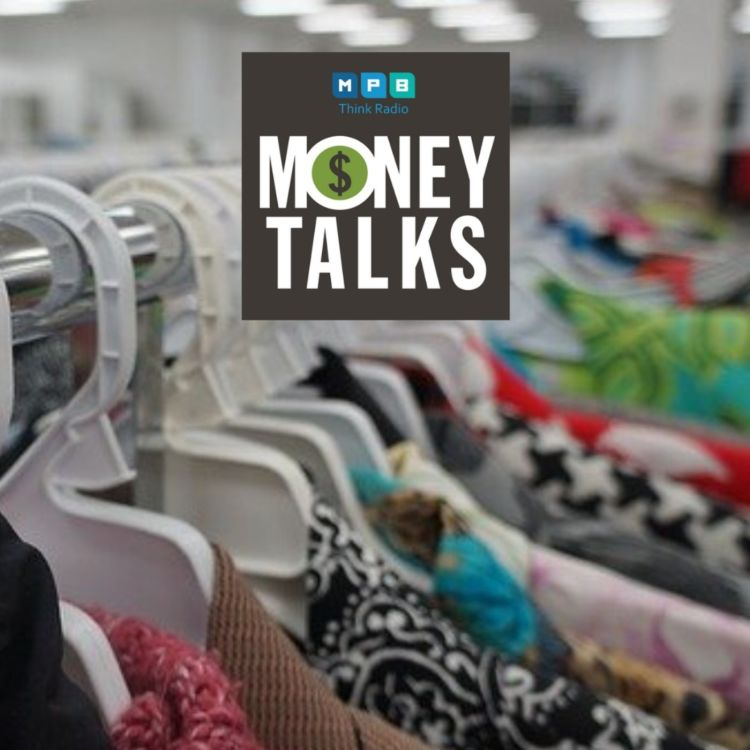 cover art for Money Talks: Secondhand Wardrobe