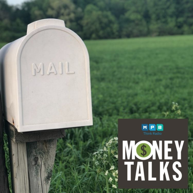 cover art for Money Talks: Check in the mail?
