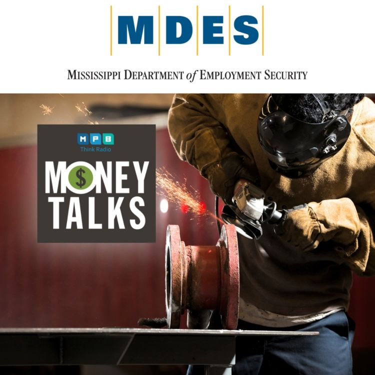 cover art for Money Talks: Unemployment