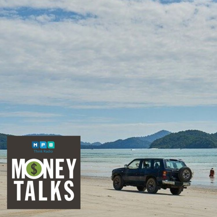cover art for Money Talks: Travel during Coronavirus