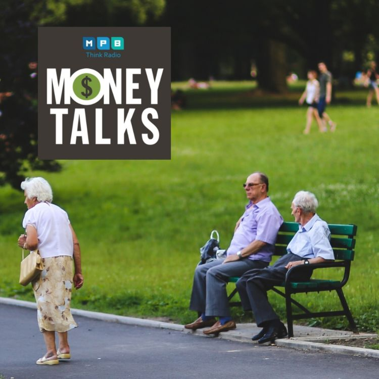 cover art for Money Talks: Social Security 2020