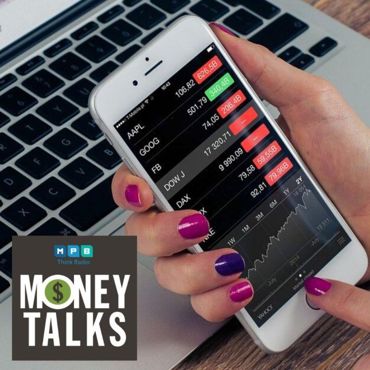cover art for Money Talks: Day Trading