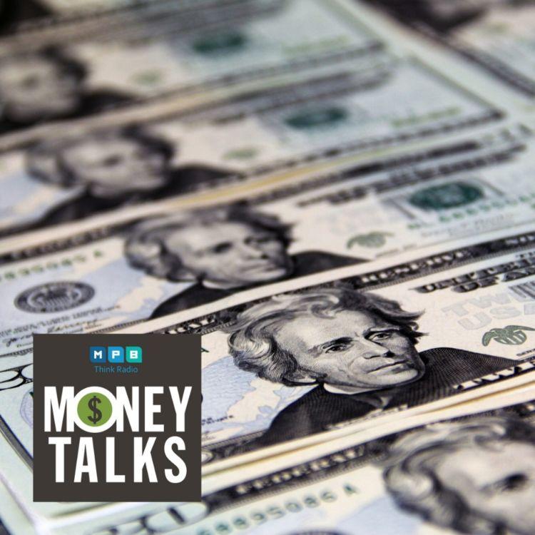 cover art for Money Talks:  Money Saving Tips