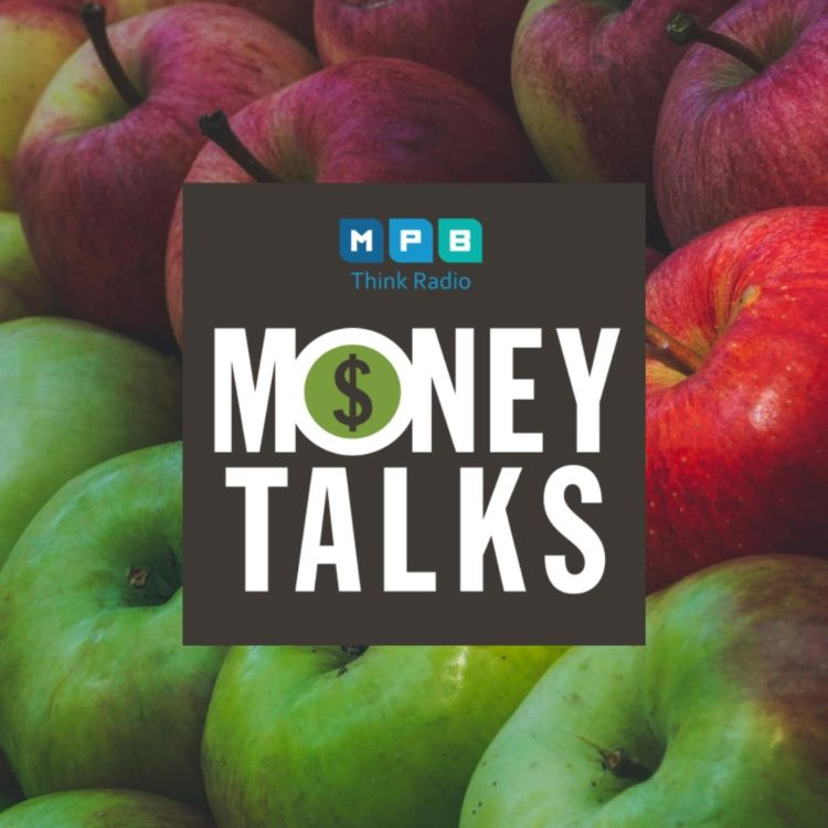cover art for Money Talks: Apple Stock Split