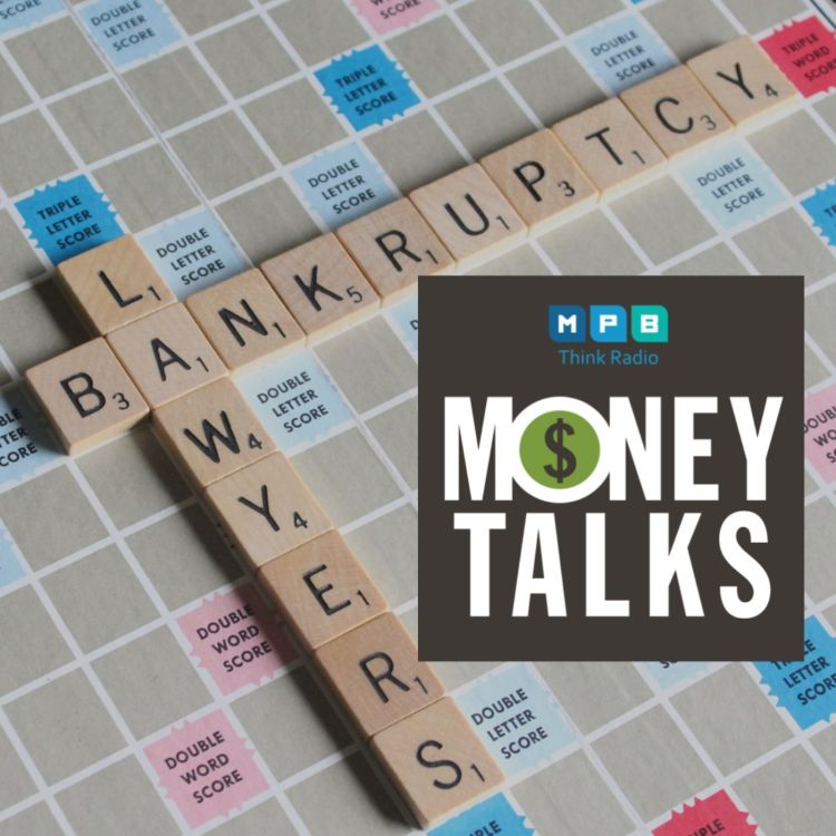 cover art for Money Talks: Bankruptcy