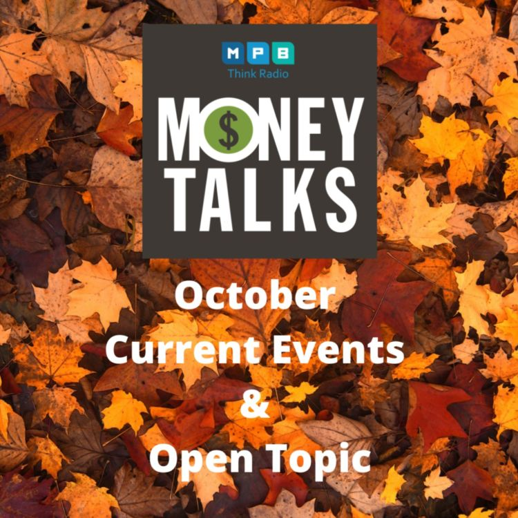 cover art for Money Talks: October Personal Finance