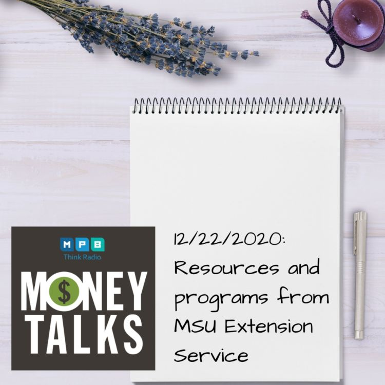 cover art for Money Talks: Extension Service