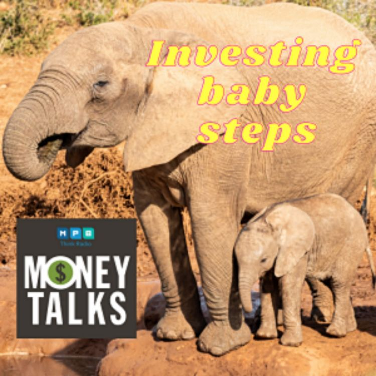 cover art for Money Talks: Investing Baby Steps