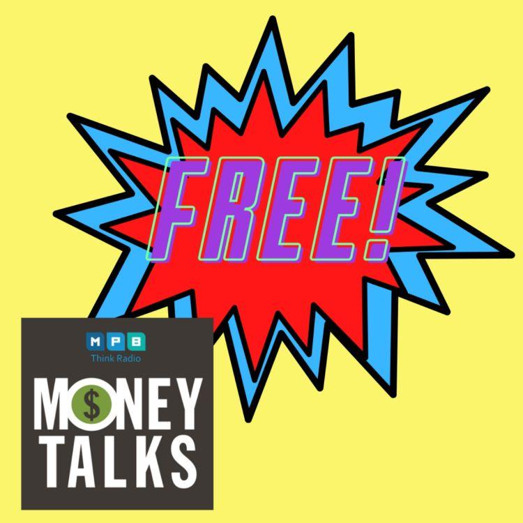 cover art for Money Talks: Free!