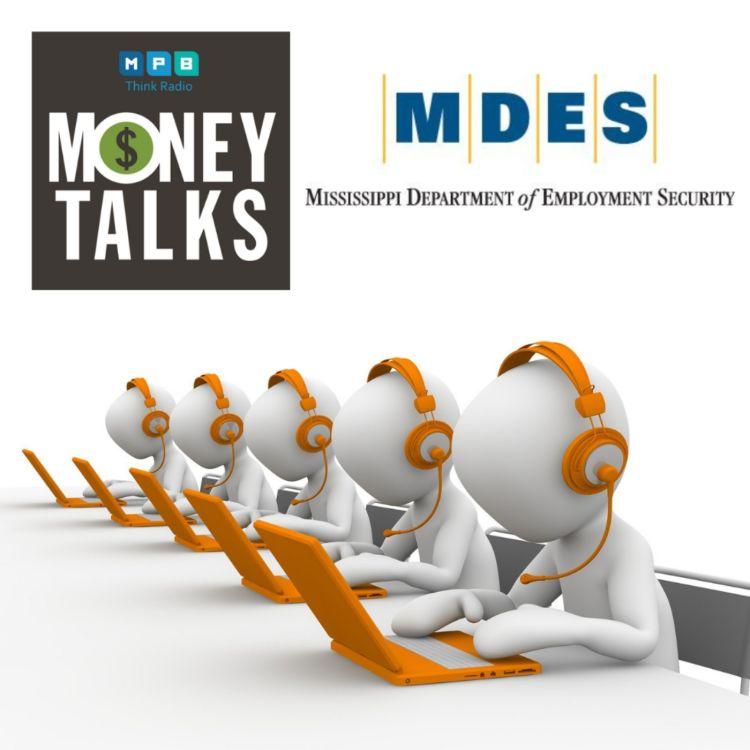 cover art for Money Talks: Unemployment 2021