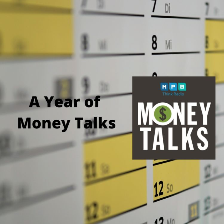 cover art for Money Talks: A Year of Money Talks