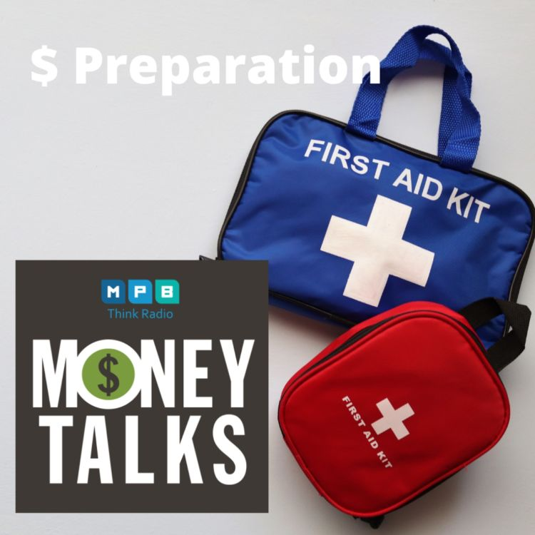 cover art for Money Talks: Prepare for Emergencies