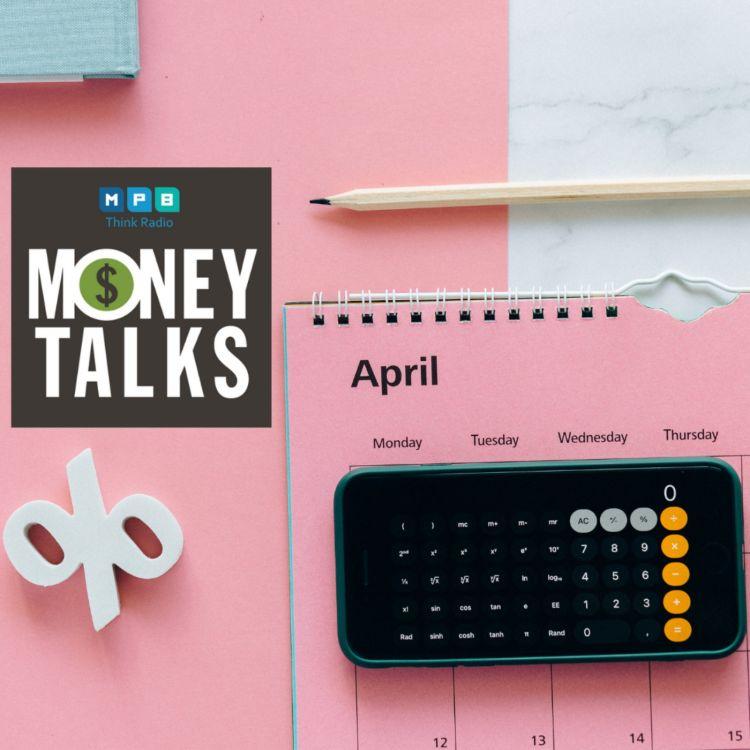 cover art for Money Talks: Open Topic April