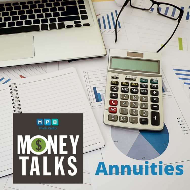 cover art for Money Talks: Annuities