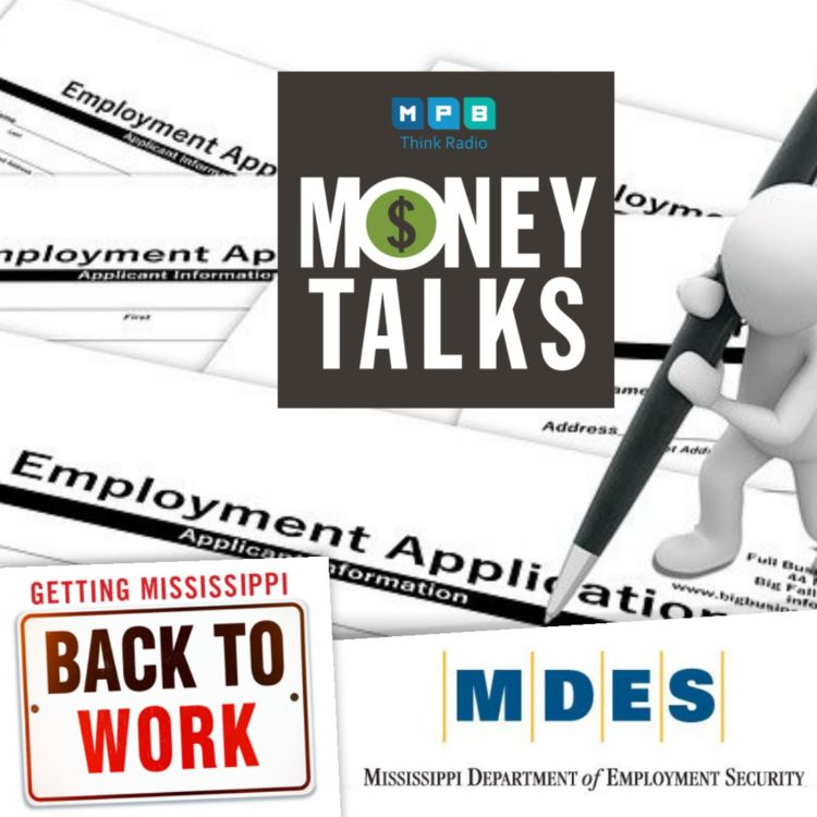 cover art for Money Talks: Employment in MS
