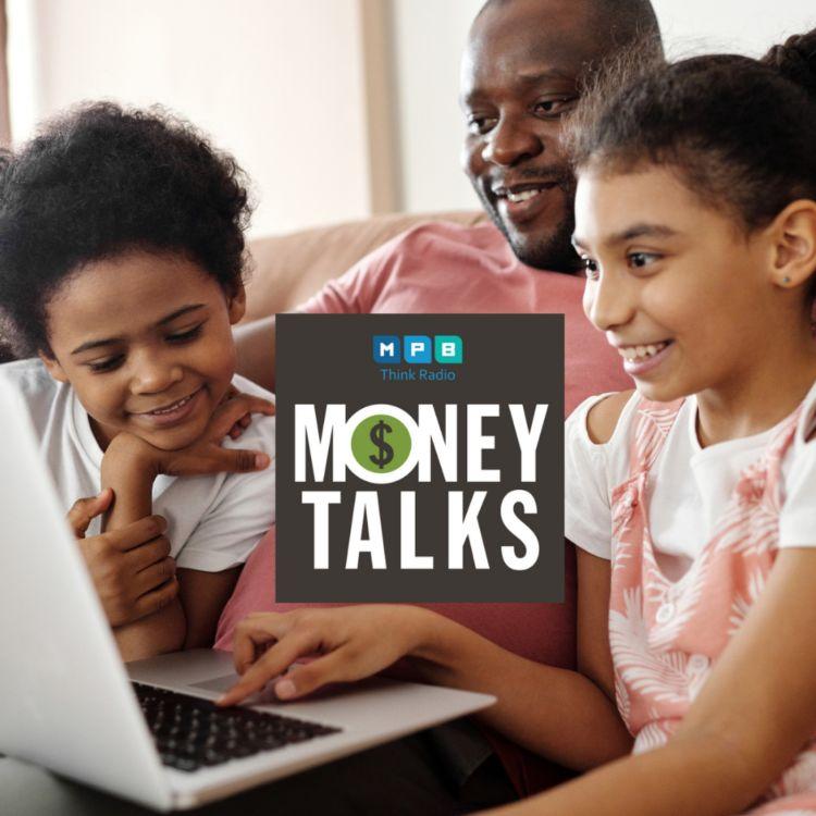 cover art for Money Talks: Kids Learning