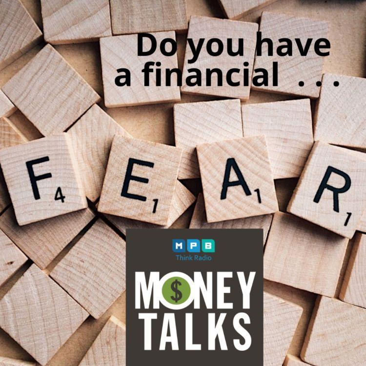cover art for Money Talks: Financial Fears