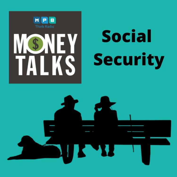 cover art for Money Talks: Social Security 2021