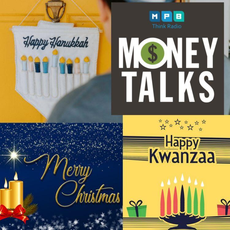 cover art for Money Talks: Avoiding Holiday Debt
