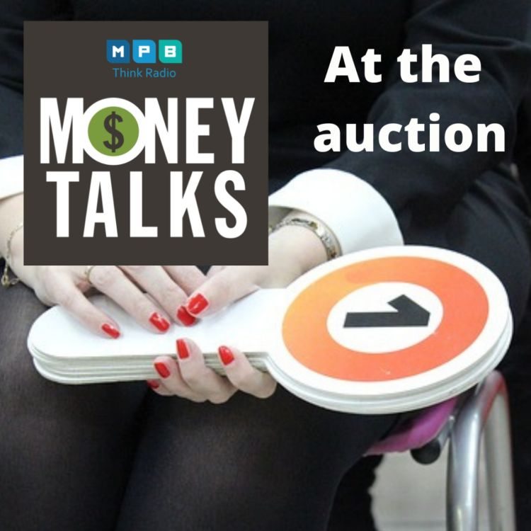 cover art for Money Talks: Auctions