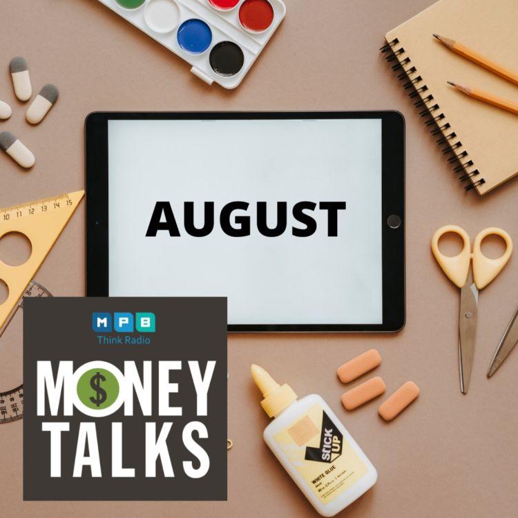 cover art for Money Talks: Open Topic August