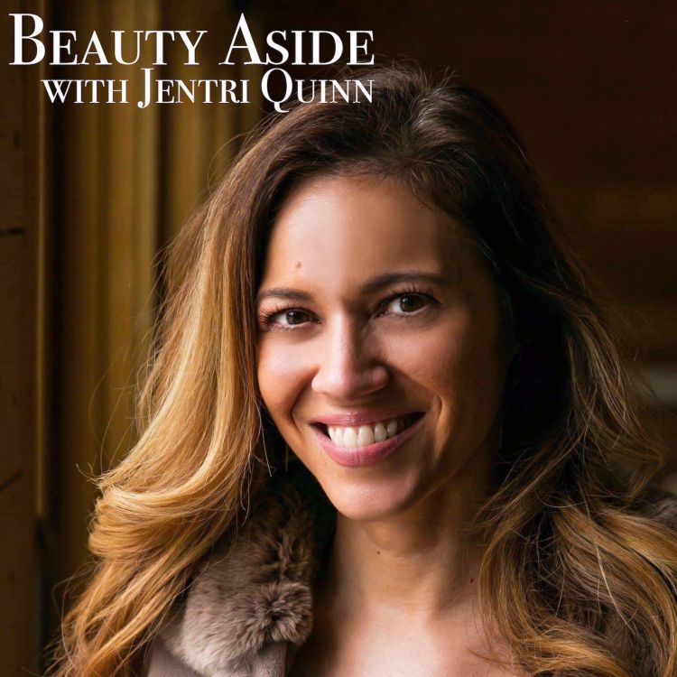 cover art for Welcome to the Beauty Aside Podcast