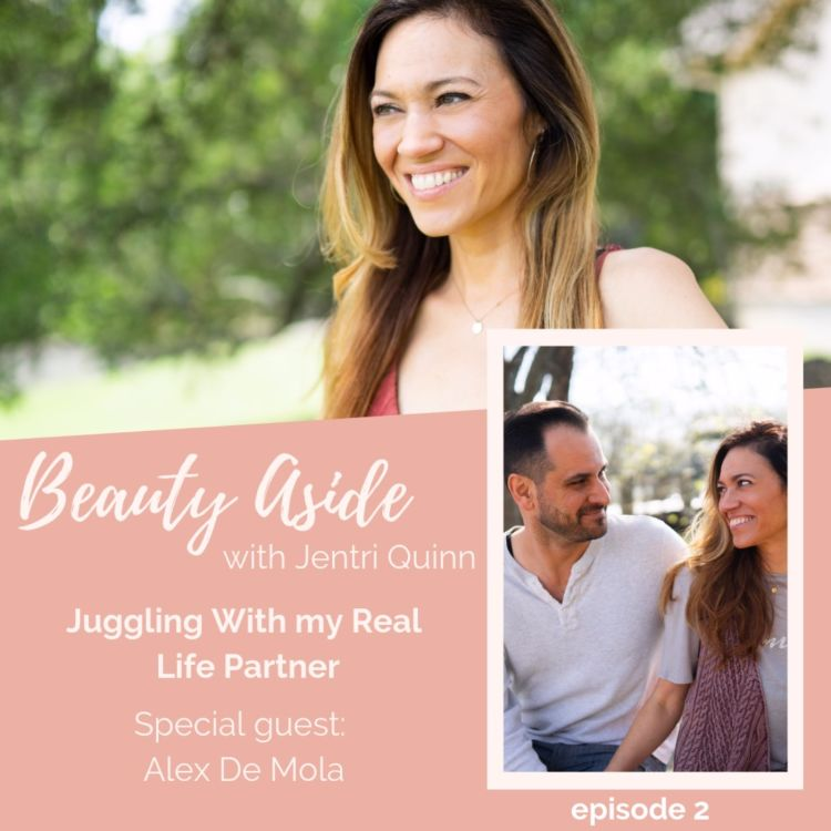 cover art for Behind the Scenes With my Real Life Partner and Entrepreneur, Alex (More Beautiful Together Series)