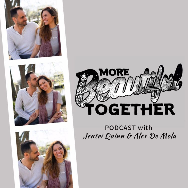 cover art for How to Start a Small Retail Business with Jentri & Alex (More Beautiful Together Series)