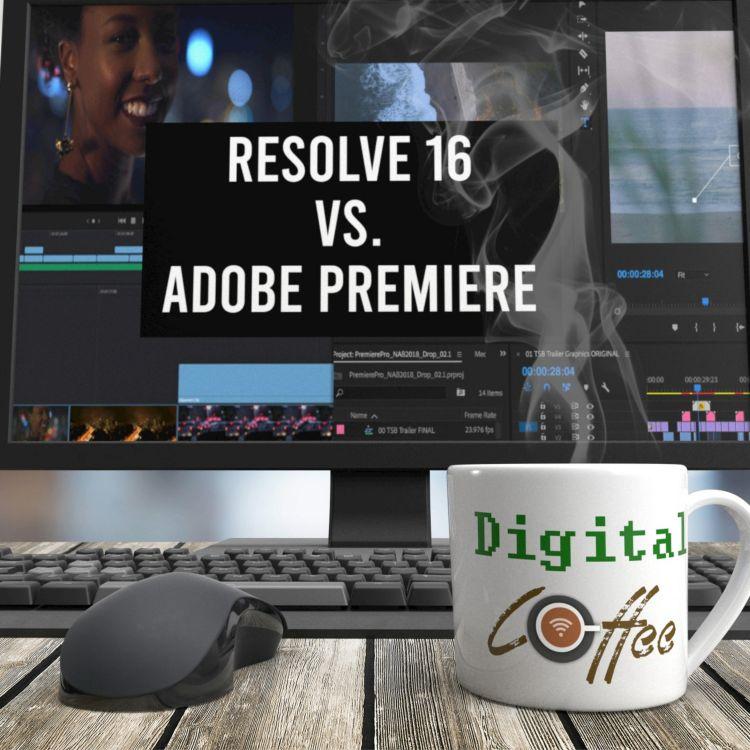 cover art for Video Editor Showdown: DaVinic Resolve vs. Adobe Premiere