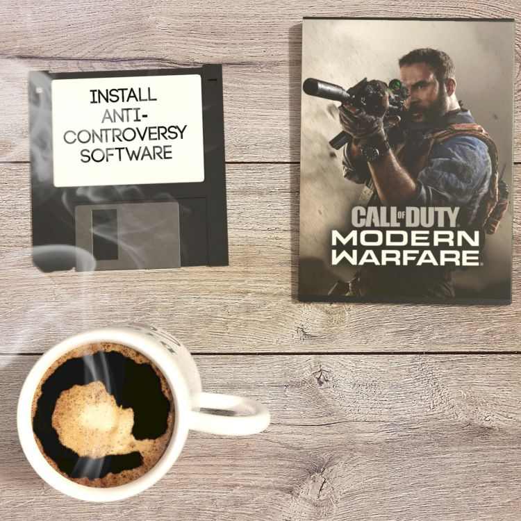 cover art for A Perspective on the Call of Duty: Modern Warfare Controversies
